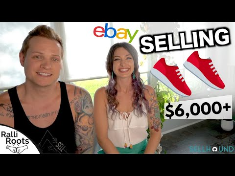 $6,105 Selling 150 Shoes On EBay! (How To)