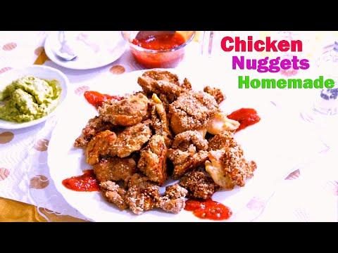 pollo-fritto-light-che-non-fa-ingrassare-tipo-fast-food!!!---homemade-chicken-nuggets- -carlitadolce