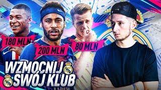 Wzmocnij Swój Klub @ LACHU - Real Madryt # FIFA 19 / DEV