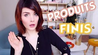 Produits Finis : Cheveux, Maquillage & Soin