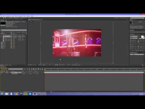 After Effects CS6 Tutorial - 88 - How to Preserve Underlying Transparency