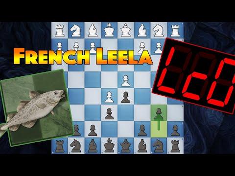 French Defense Masterpiece | StockFish vs Leela Chess Zero | TCEC Season 17 Game 95