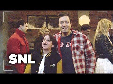 Boston Teens: High School Dance Cold Open  SNL