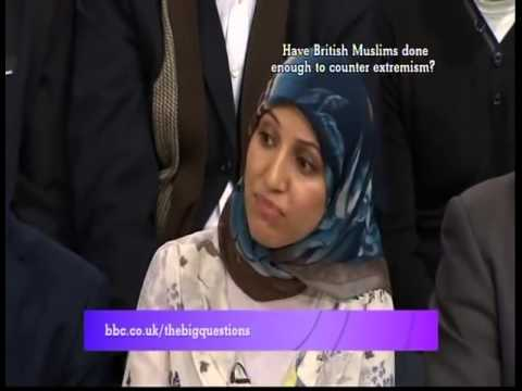 British Muslims and Extremism - TV DEBATE
