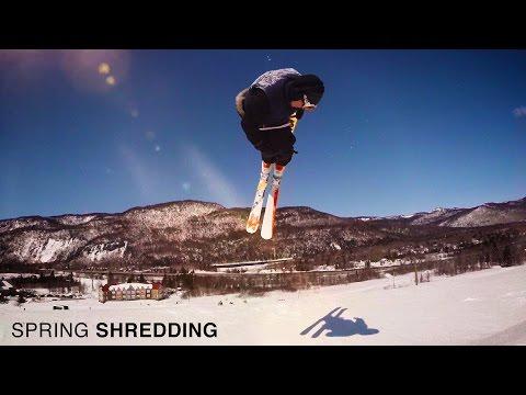 GoPro HERO 4 - Spring Shredding