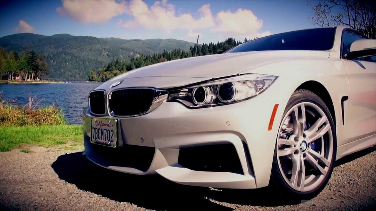 BMW 4 Series M Sport Compilation Video Estoril Blue Mineral Gray