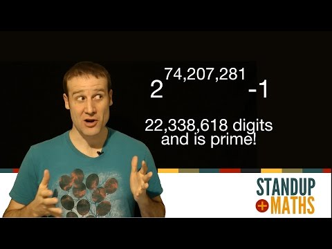 New World-Record Largest Prime Ever Found!