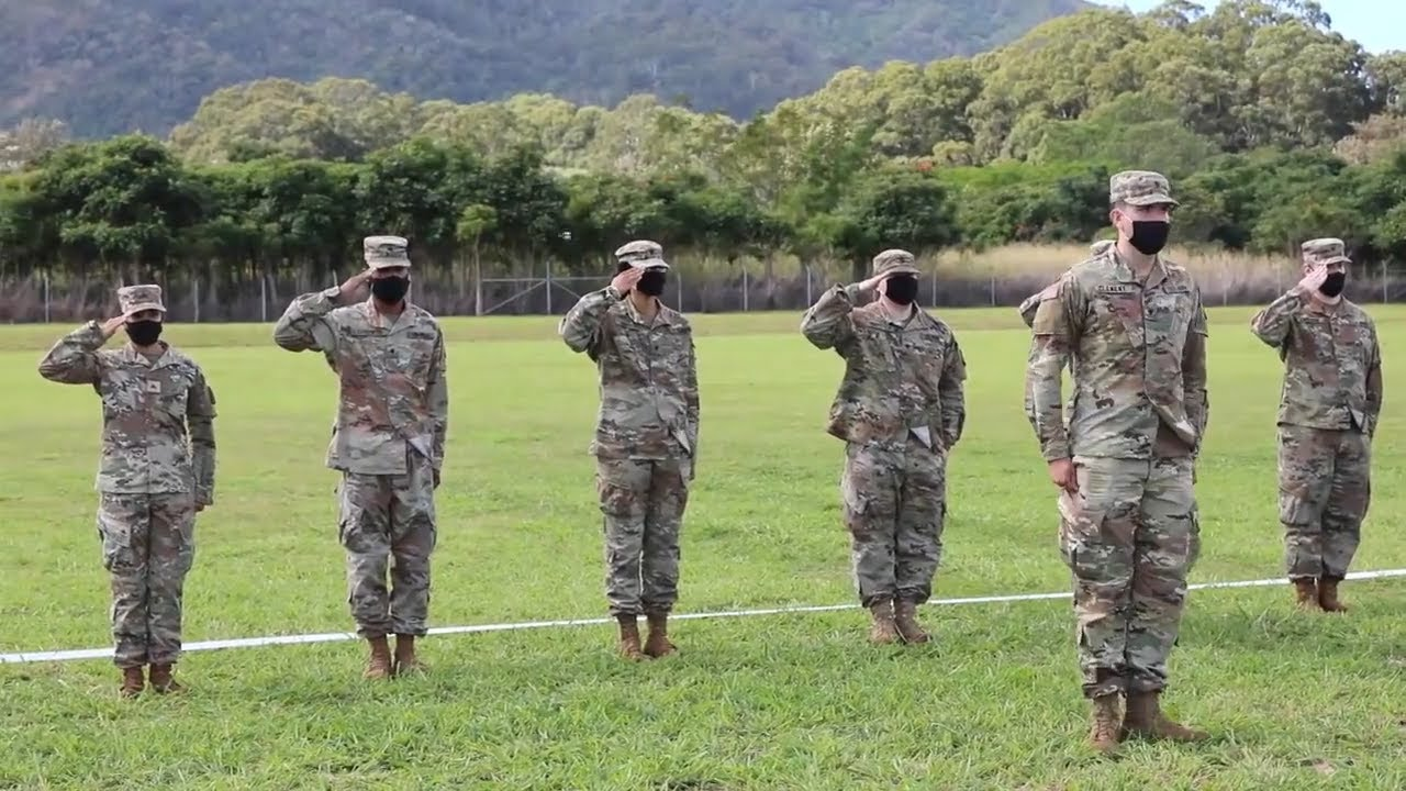 US Military News • 500th Military Intelligence Brigade • Soldier of the Quarter Competition 20201