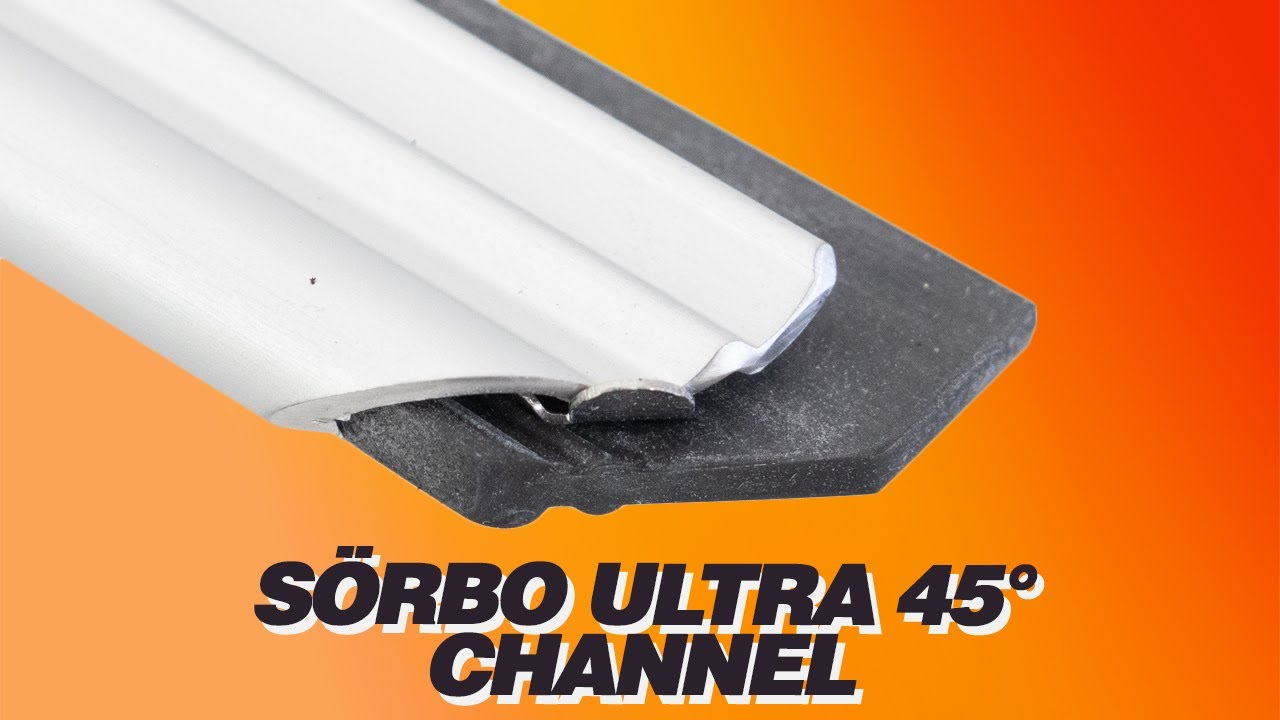 New: Sörbo Ultra 45° Channel