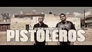 "Alucinando Mentes ""Pistoleros""  (WDKrecords) VIDEO OFICIAL"