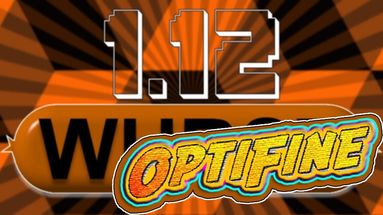 Minecraft - WURST CLIENT 1.12.x (OptiFine) Minecraft 1.12 ...