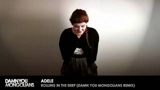 Adele - Rolling In The Deep Dubstep Remix [HD]