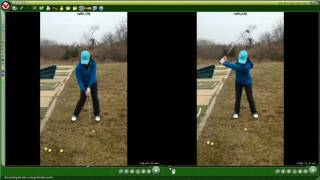 30 Handicap Increases Lag and Improves Impact Position | Lag Stick Golf