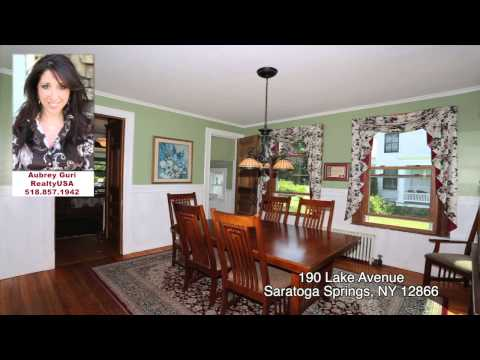 190 Lake Ave, Saratoga Springs NY 12866