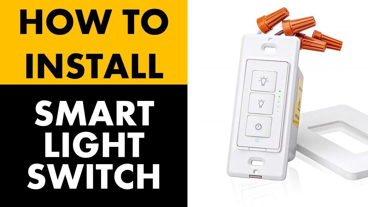 meross Smart Dimmer Light Smart Switch, for Dimmable LED, Halogen,  Incandescent Bulbs