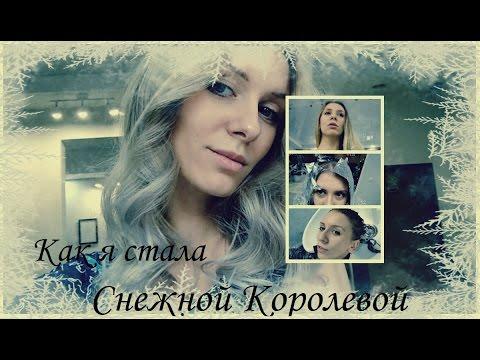 """Анна Хилькевич наращивает волосы в """"Магазине Волос """" Hair-Star"""" в Москве."""