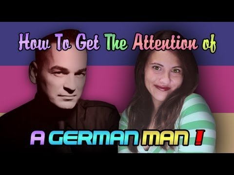 How to get a german guy to like you