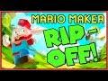 Super Mario Maker Rip-Off! - Box Maker mp3 indir