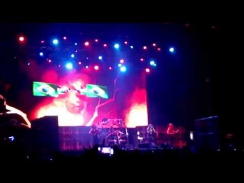 Manowar - The Warrior's Prayer at Metal Summer Fest İstanbul 2014