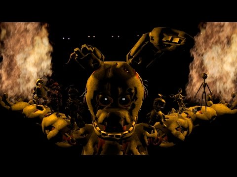 [SFM/FNAF/Music] - Salvaged -