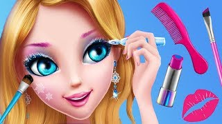 Fun Girls Care Games - Ice Princess & Pet Pony Makeup Fashion Dress UP Makeover Kids & Girls Games