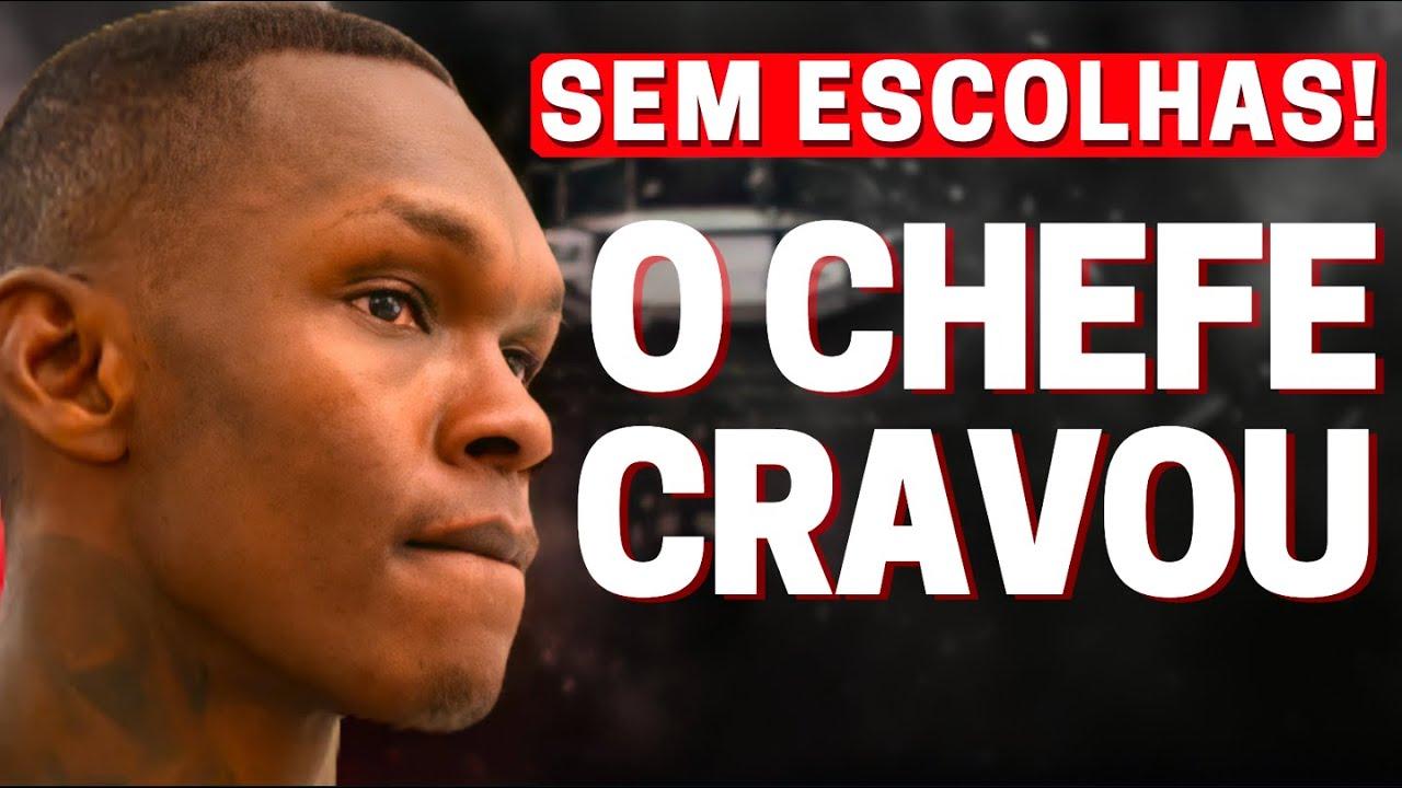 DANA WHITE REAGE E ADESANYA DESABAFA APÓS VITÓRIA NO UFC 263