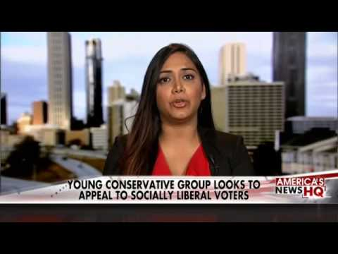 Rina Shah of NextGenGOP on FOX News Talking about the Future of the GOP