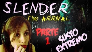 Juguemos Con Vivi - Slender: The Arrival- PARTE 1 - RecochaTV
