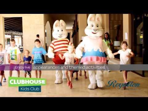 Royalton Luxury Resorts l Clubhouse Kids Clubs