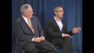 BPC 2011 Interview with Peter Fenn and Richard Wolffe