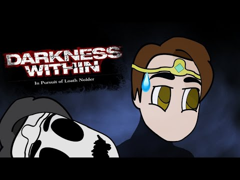 HORROR? Nah   Part 1   Darkness Within: In Pursuit of Loath Nolder  