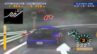 [Tokyo Xtreme Racer Drift 2] vs. Haruna's Guardian