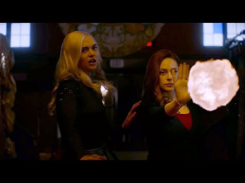 Legacies 2x10 The Kareem Affects The Argue Between Witches