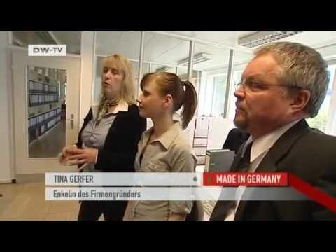 Firma Rasch  Maschinen mit Samthandschuhen | Made in Germany