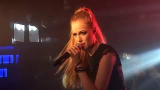 XANDRIA - Where The Heart Is Home // Unembraced.... @ PARIS - O' Sullivans Backstage - Nov. 23, 2017