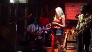 "Cowboy Neal, Memphis.  Sara Hutchinson, Cover Sam Cooke ""Summertime"""