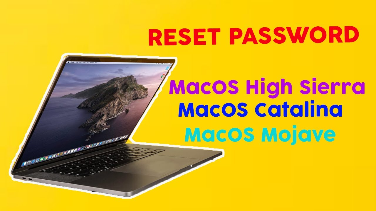 How To Remove PASSWORD on MacBook Pro | All Macs! | MAC OS MoJave 10 14
