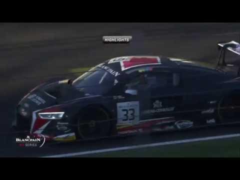 Qualifying Race Highlights - Hungaroring - Blancpain GT Series - Sprint Cup