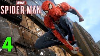 PLECAKI I ZDJĘCIA KULTOWYCH MIEJSC - Marvel's Spider-Man #4