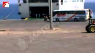 بالصور والفيديو.. مغادرة حجاج الفوج الثاني يغادرون ميناء نويبع