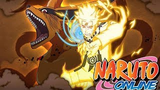 Это Только НАЧАЛО? | Naruto Online