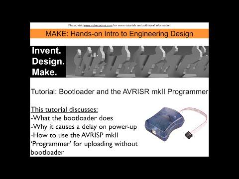 Tutorial: Arduino Bootloader And Using The AVRISP MkII Programmer