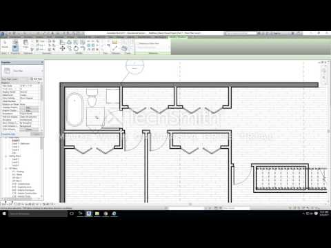 ARCHI127- Residence Part 8 & 9 Tutorial