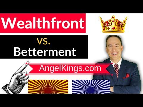 Wealthfront Review: Wealthfront vs. Betterment - AngelKings.com