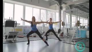 Упражнения Stretching стретчинг NEW BODY®.avi