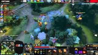 Alliance Vs Asus.polar - Game 2 (sltv 12 - Eu) - Odpixel & Bulldog