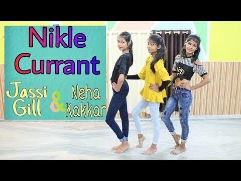 Nikle Currant Dance Performance For Girls | Beginners Dance Video | Jassi Gill, Neha Kakkar