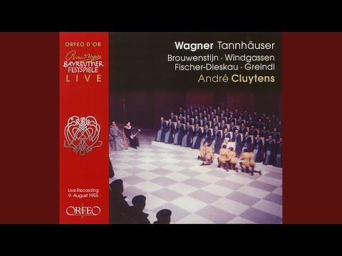 Tannhäuser, WWV 70, Act II: Act II Scene 1: Dich, teure Halle (Elisabeth)