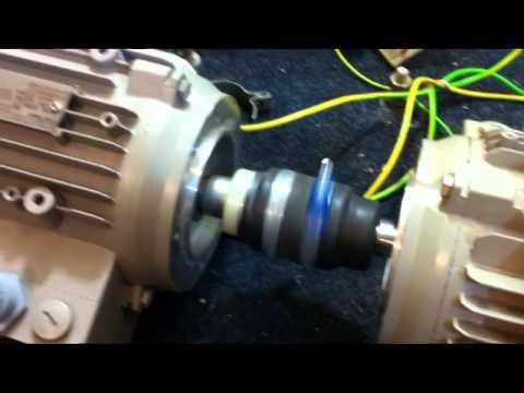 Проверка новых генераторов на неодимовых магнитах