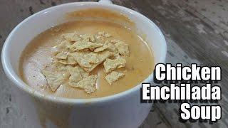 Chicken Enchilada Soup Recipe   Episode 295